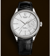 Rolex Cellini Date 50519 Swiss Automatic Watch White Dial 39MM