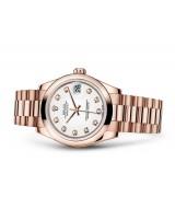 Rolex Datejust Ladies 178245F-0001 Swiss Automatic White Dial 31MM