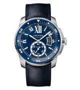 Cartier Calibre Diver WSCA0010 Automatic Watch Blue Dial