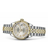 Rolex Datejust Ladies 279173-0005 Swiss Automatic Silver Dial 28MM