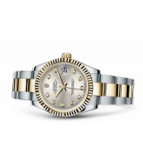 Rolex Datejust Ladies 178273-0040 Swiss Automatic Silver Dial 31MM