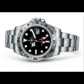 Rolex Explorer 256750 Swiss Cloned 3187 Automatic Watch Black Dial