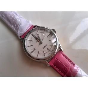 Rolex Cellini Automatic Watch For Women Pink Bracelet