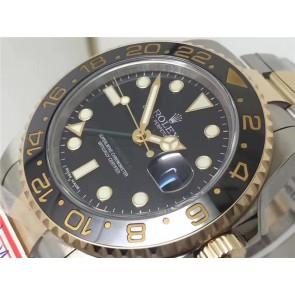 Rolex GMT-Master II 3186 Automatic Watch 116713LN 40mm