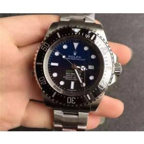Rolex Sea Dweller DeepSea D-Blue Swiss 3135 Automatic Watch