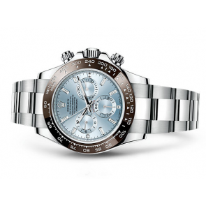 Rolex Daytona Cosmograph Swiss Chronograph Ice Blue Dial