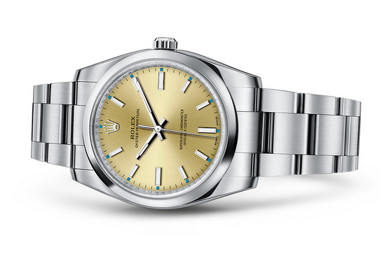 Rolex Oyster Perpetual 114200 Swiss Automatic Watch 34MM