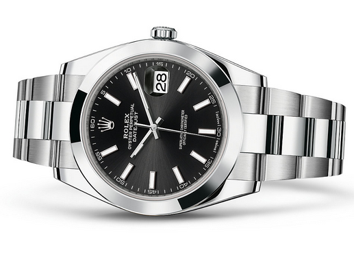 Rolex Datejust 126300-11 Swiss Automatic Watch Black Dial 41MM