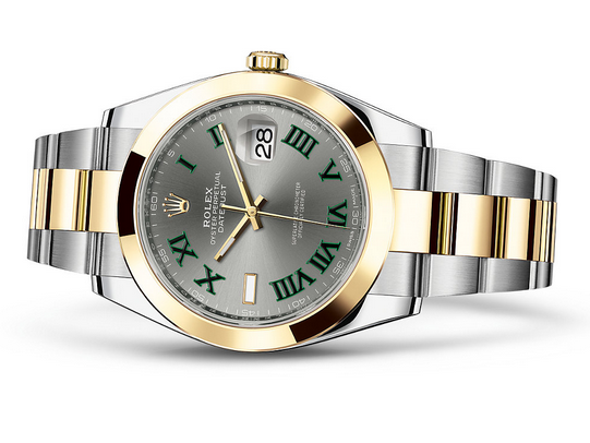 Rolex Datejust 126303-19 Swiss Automatic Watch Gray Dial 41MM