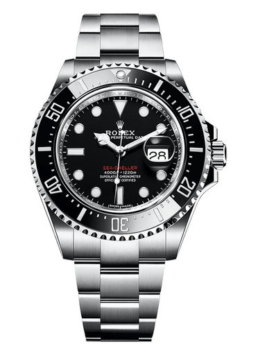 Rolex Sea-Dweller 12660 2836 Automatic Watch