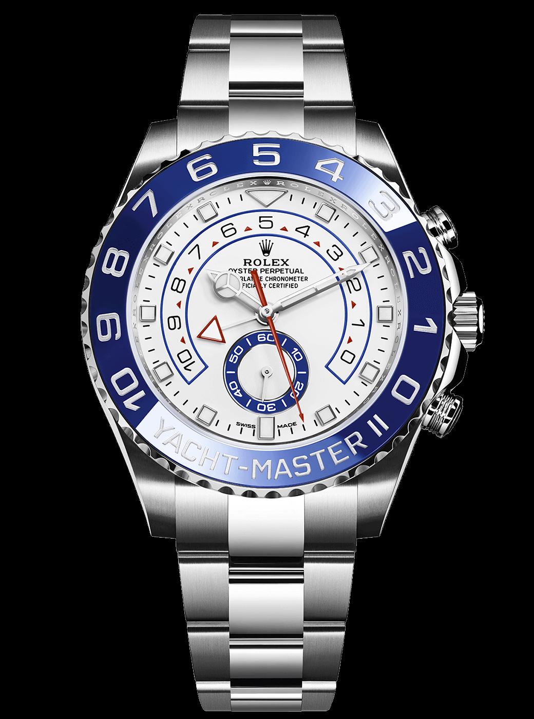 Rolex 2017 Yacht-Master ll 116680 Swiss Automatic Watch