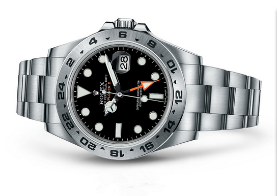 Rolex Explorer 256750 Swiss Cloned 3187 Automatic Watch Black Dial