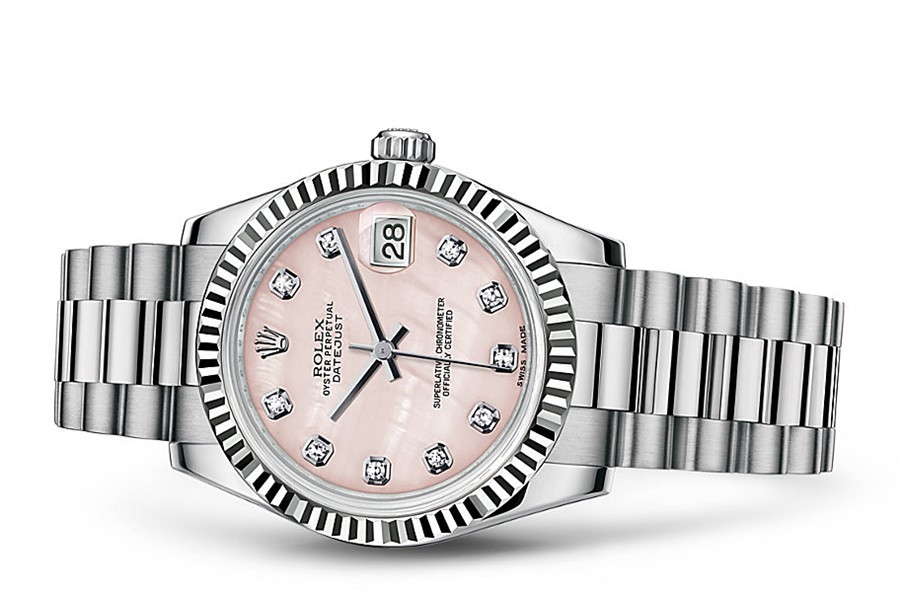 Rolex Datejust Ladies 178279-0043 Swiss Automatic MOP Dial 31MM