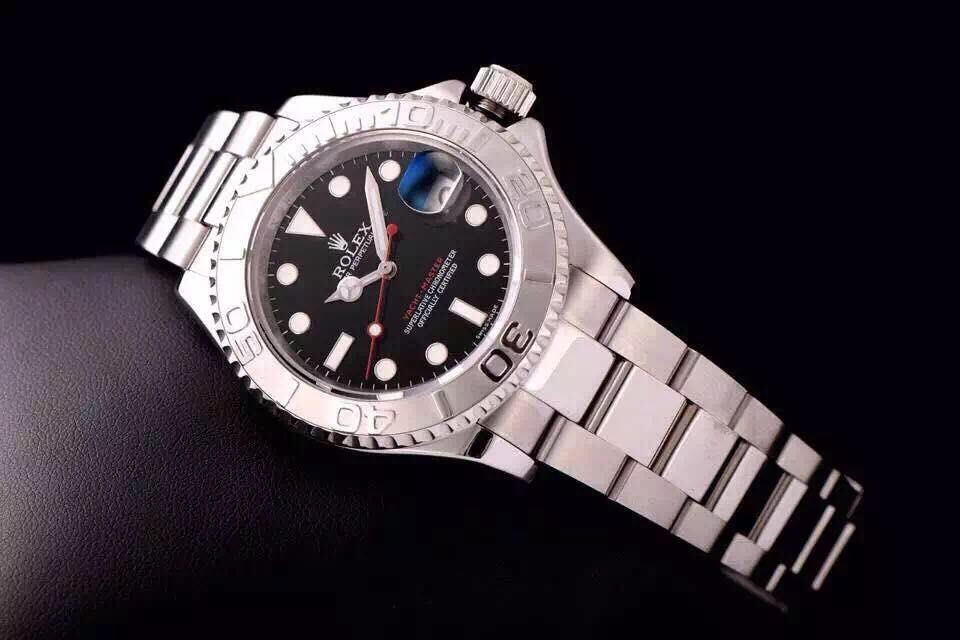 Rolex Yacht Master 116622-78760 Swiss eta 2836-2 Automatic Watch