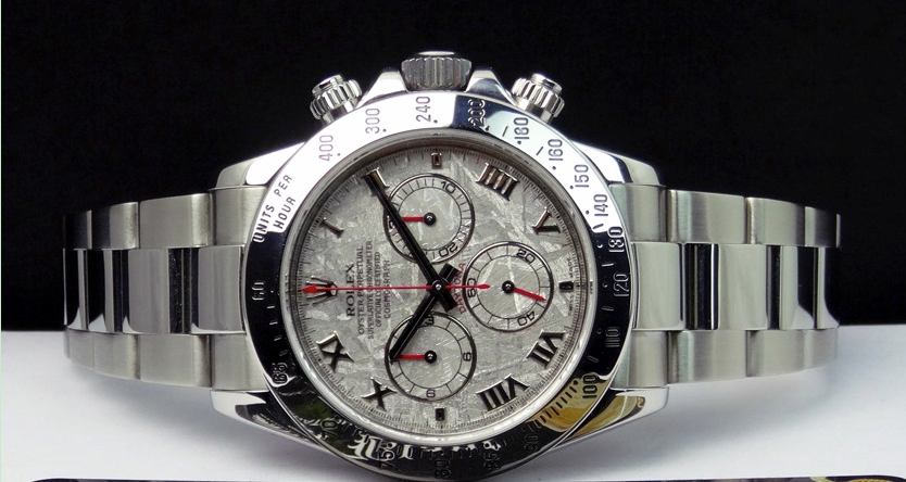 Rolex Daytona Cosmograph Swiss Chronograph White MOP Dial