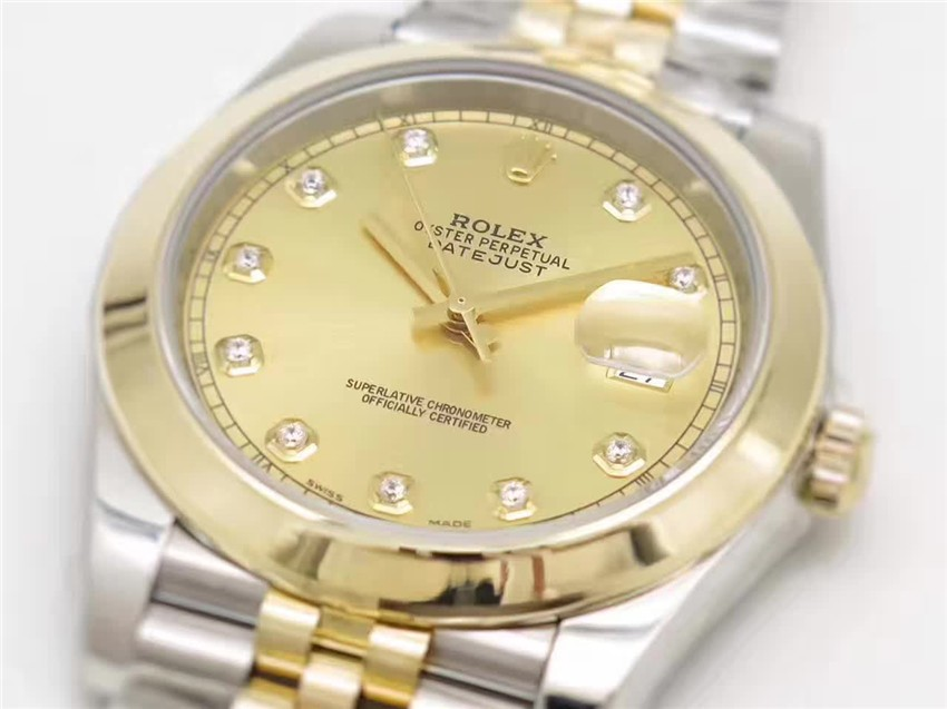 Rolex Datejust 126303 Swiss ETA3235 Watch 41MM