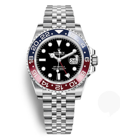 Rolex GMT-Master II 126710blro-0001 Automatic Watch 40MM
