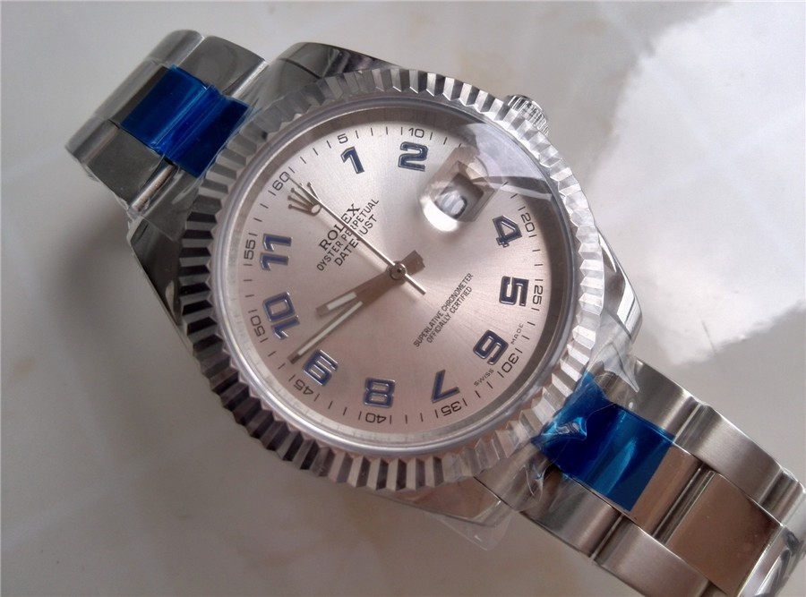 Rolex Datejust II Watches - Good quality Stainless steel casing