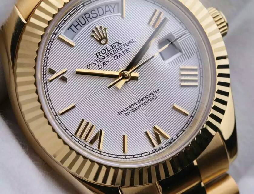 Rolex More High end Model - Rolex Day-date Full Gold